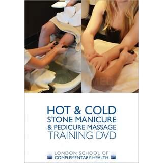 Hot & Cold manikyyri ja pedikyyri DVD