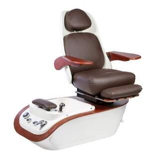 Pedikyyri tuoli Spa tuoli, jossa on vesihieronta