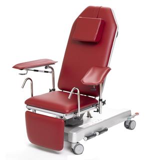 Sähköinen näytteenotto tuoli pilariin